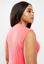 Carmakoma - Dodo sleeveless top - pink