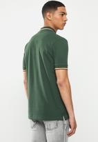 Replay - Green golfer orange tipping  - green