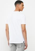 Replay - Basic 2 pack tees - white