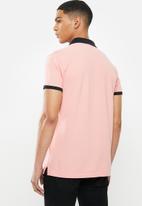 Levi's® - Ama housemark polo - pink