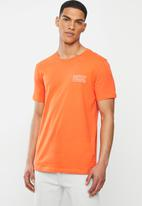 Diesel  - Umlt-Jake T-shirt - orange
