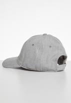 Superdry. - Label cap - grey