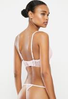 DORINA - Sienna soft bra light padded - pink