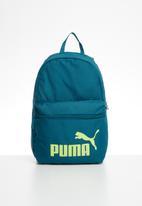 PUMA - Puma phase backpack digi - blue