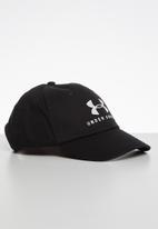 Under Armour - UA favorite cap - black