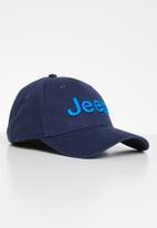 JEEP - Basic 3D cap - navy