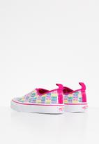 Vans - Uy authentic elastic lace - caberet white
