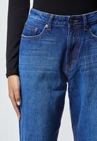Superbalist - Mom jeans - mid blue