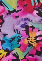 Superbalist - Artisinal watercolour kimono - multi
