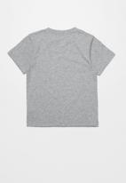 Nike - Nike boys swoosh short sleeve tee - grey
