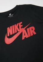 Nike - Nkn Nike Air swoosh split - black