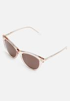 Michael Kors Eyewear - Bar harbor mk2112u 382773 54 - transparent peach