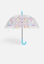 Cool Kids - Dome doughnut 8 panel umbrella  - multi