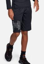 Under Armour - Prototype logo shorts - black