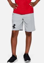 Under Armour - Prototype logo shorts - grey