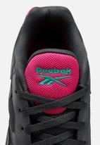 Reebok - Court double mix - true grey 8/black/proud pink