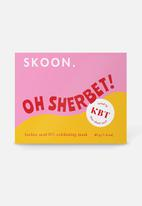 SKOON. - OH SHERBET! Azelaic Acid 10% Exfoliating Mask