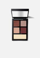 BOBBI BROWN - Essential Multicolor Eye Shadow Palette - Bold Burgundy