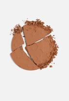 lottie london - Tan Time Matte Powder Bronzer - Medium/Dark