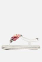 Viabeach - Levanzo sandal - white