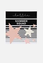 lottie london - Shimmer Squad