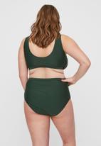 Vero Moda - Jules bikini top - green