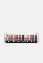 lottie london - Shadow Swatch Eye Shadow Palette - The Rose Golds