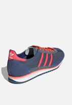 adidas Originals - Sl 72 - legacy blue/solar red/tech indigo