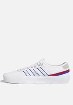 adidas Originals - Delpala - ftwr white/scarlet/team royal blue