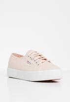 SUPERGA - 2730 Mid-platform - pink/peach blush