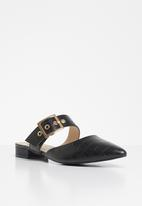 Madison® - Goldy mule - black