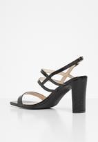 Madison® - Addison heel - black