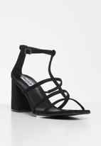 Madison® - Maleeka heel - black
