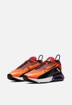 Nike - Air Max 2090 - magma orange / black-eggplant-habanero red