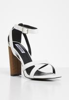 Madison® - Sharon heel - white