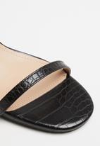 Madison® - Ferial heel - black
