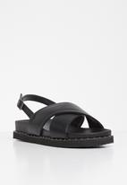 Madison® - Royal sandal - black