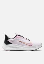Nike - Nike air zoom winflo 7  - light violet & metallic copper
