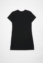 adidas Originals - Girls skater dress - black & white