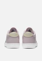 Nike - Court Vintage - barely rose & fossil-white