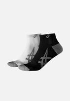 Asics - 2 Pack lightweight sock - multi