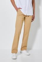 Superbalist - Ohio straight fit chino - beige