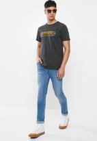 O'Neill - Soca short sleeve tee - dark grey