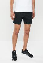 Superdry. - Active double layer short - black