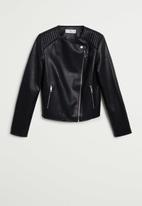 MANGO - Marcmoto jacket - black