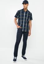 JEEP - Yarn dye check shirt - multi