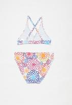 Rebel Republic - Girls patterned bikini - multi
