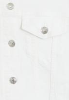 MANGO - Vicky jacket - white