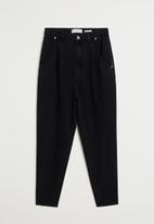 MANGO - Regina jeans - black