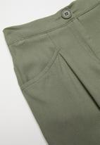Superbalist - Girls woven pants - khaki
